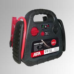 APA Powerpack mit Kompressor 18 Bar, 400A Starthilfe