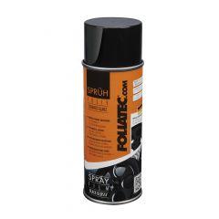 FOLIATEC  Sprüh Folie, 400 ml schwarz glünzend