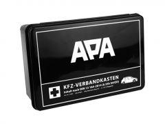 APA  KFZ Verbandskasten schwarz