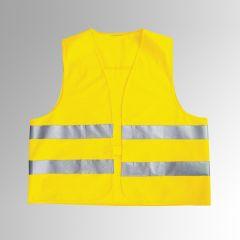 APA Warnweste für Kinder gelb nach DIN EN1150:1999