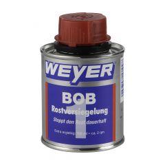 Weyer BOB Rostversiegelung 100 ml   -  Stoppt den Rost dauerhaft