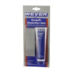 Weyer Auspuff -Reparatur- Set   -   Für leichte sowie knifflige Reparaturen