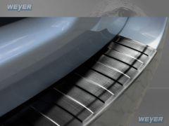 BMW Serie 5 F11 Touring ab Baujahr 2010-2013, FL 2013-2017 WEYER Edelstahl Ladekantenschutz- graphite Line