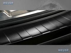 FORD EXPLORER V U502 ab Baujahr 2011-2016, WEYER Edelstahl Ladekantenschutz -graphite/black- Line