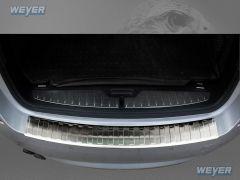 BMW Serie 5 F11 Touring ab Baujahr 2010-2013, FL 2013-2017 WEYER Edelstahl Ladekantenschutz