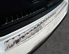 BMW X3 G01 mit M-Paket Austattung ab Baujahr 2017, WEYER Edelstahl Ladekantenschutz