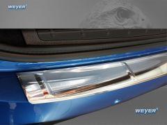 BMW X1 F48 mit M-Paket ab Baujahr 2015, WEYER Edelstahl Ladekantenschutz