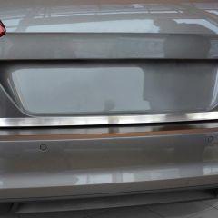 WEYER  EDELSTAHL DESIGN BLENDE für  Heckklappe VW GOLF VII VARIANT ab Baujahr 2013-