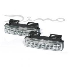 Dino LED Tagfahrlicht 139x30x51mm 18 LEDs