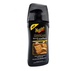 Meguiars Gold Class leather cleaner & conditioner