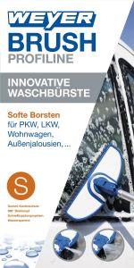 Innovative Waschbürste WEYER BRUSH - Soft