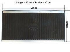 Schmutzfänger von Schönek - Maße 300 x 300 mm -1 Paar (2 Stück) - made in Germany-