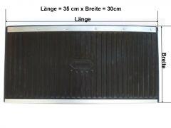Schmutzfänger von Schönek - Maße 350 x 300 mm -1 Paar (2 Stück) - made in Germany-