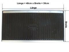 LKW-Schmutzfänger von Schönek - Maße 400 x 300 mm -1 Paar (2 Stück) - made in Germany-