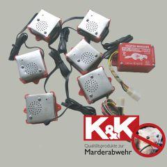 ULTRASCHALL MARDERABWEHR MIT SMD TECH M5500