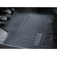 Passform Gummimatten  2-teilig von Schönek für Ihren  Audi A4 ab 10/07