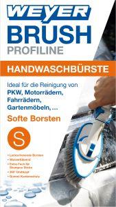 Innovative Handwaschbürste WEYER BRUSH - Soft-