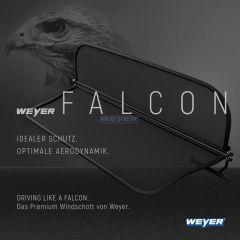 WEYER FALCON BMW 3-er Cabrio E 46 Premium Windschott ab Baujahr 2000-2007