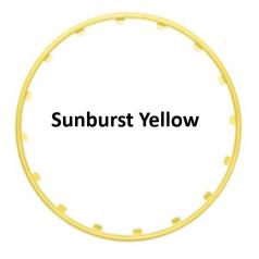 Sunbrust Yellow